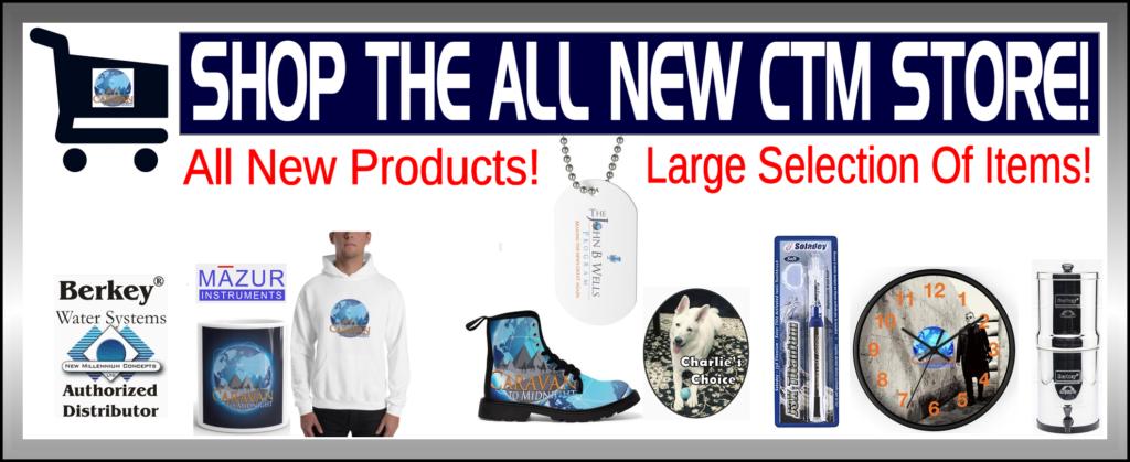 CTM Shop Ad