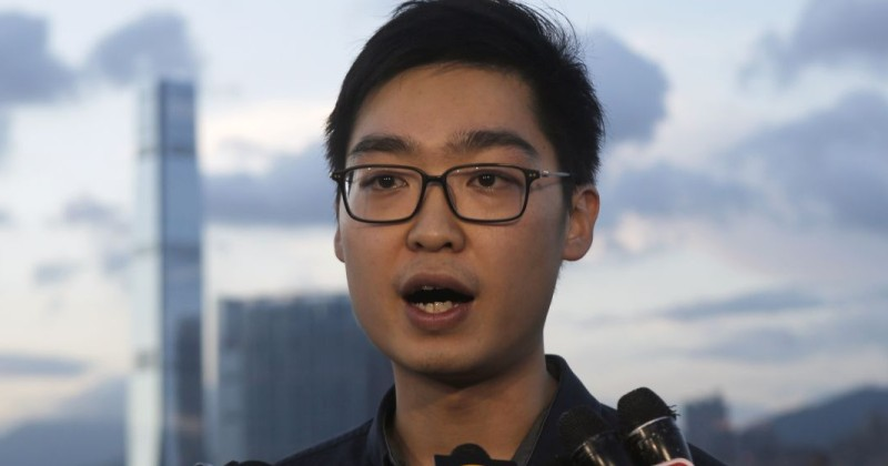 Hong Kong Activist Leader Calls For a Run on the Bank