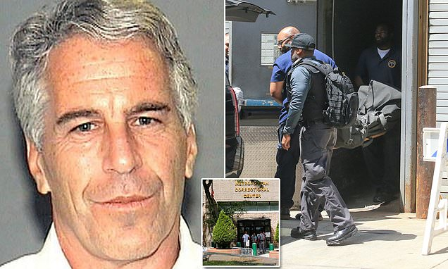 Jeffrey Epstein's lawyers say they are NOT SATISFIED with the coroner's conclusion that he hanged himself