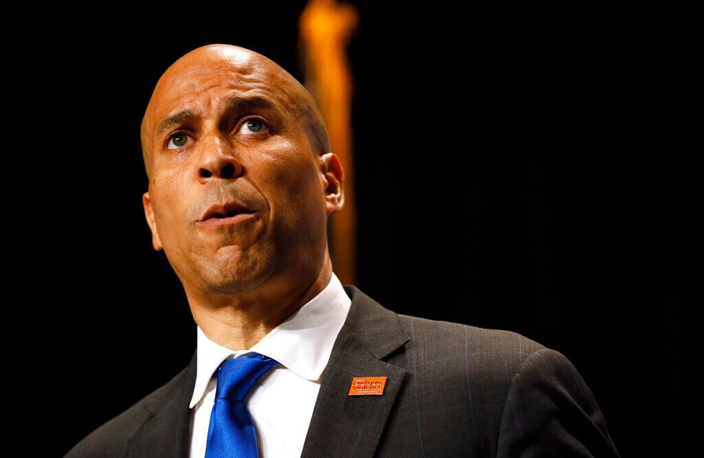 Former mayor Cory Booker shares in blame for Newark, NJ's water crisis, critics say: 'He left a mess'