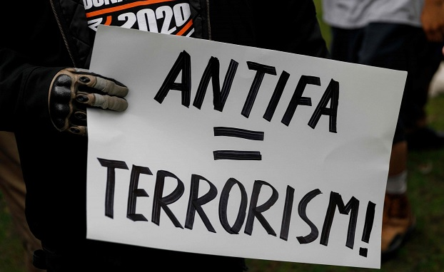 The Tide Turns Against Antifa Terrorists After Their Violence Is Exposed To The Masses, The Media Can No Longer Protect Them - Even Some Leftists Denounce Them: 'You Don't Represent Me, Go Home!'