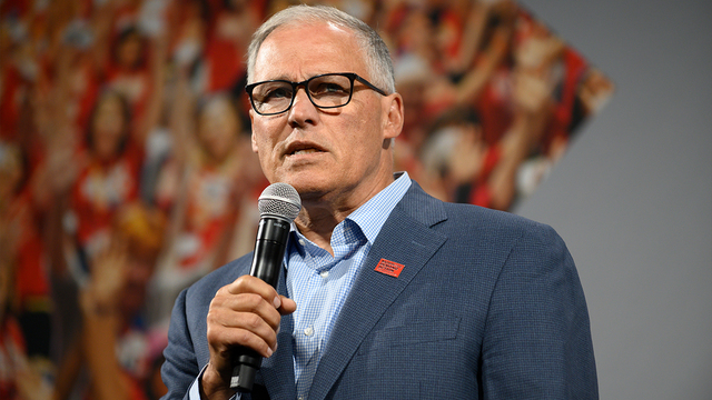 Washington Governor Jay Inslee says he's ending presidential bid