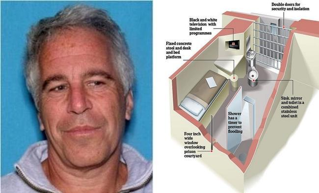 "Epstein Prison Guards ""Not Cooperating"" With DOJ Probe"