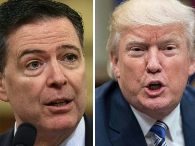 Private Conversation with Trump to FBI Investigating Russia Collusion