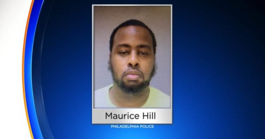 "Philly Cop Shooter Identified: ""Maurice Hill"" – Has a Long Rap Sheet, Is Illegal Gun Owner — Shot Six Police Officers — SURRENDERS"