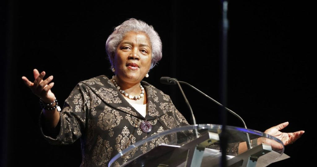 Donna Brazile breaks with 2020 Democrats: Trump has 'nothing to do' with mass shootings
