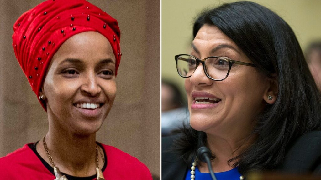 Miftah group that planned Tlaib-Omar Israel trip once referred to suicide bombing as sacrifice 'for the cause'