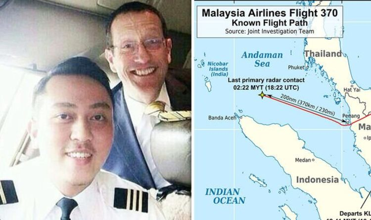 MH370 investigator exposes clue co-pilot flew solo for 30 minutes