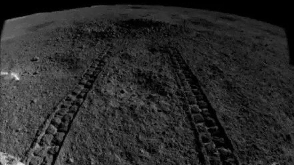 Chinese lunar rover finds strange 'gel-like' substance on moon