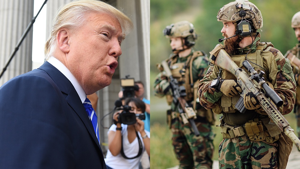 PREPARE FOR WAR: Trump activates one million military reservists as nation prepares for mass combat casualties