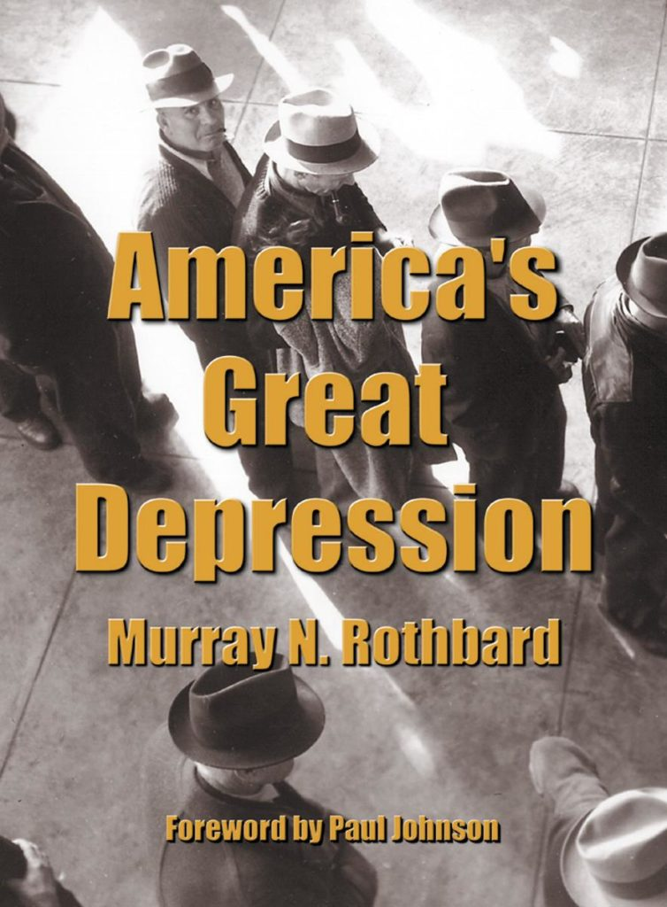America's Great Depression Fifth Edition