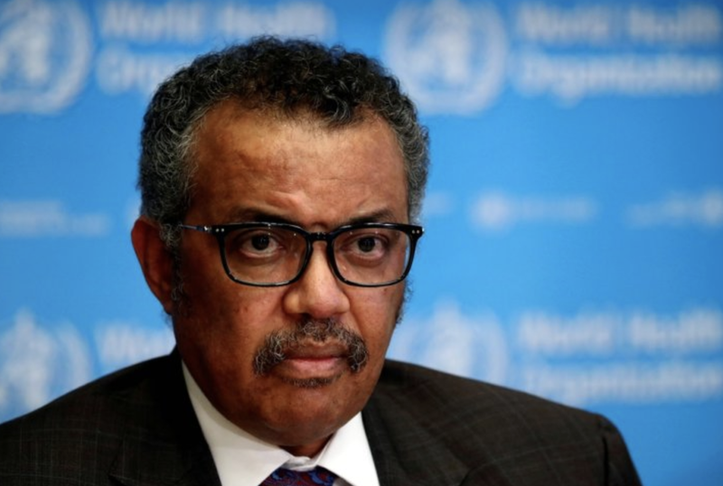 Petition To Oust WHO's Dr. Tedros Attracts More Than 1 Million Signatures