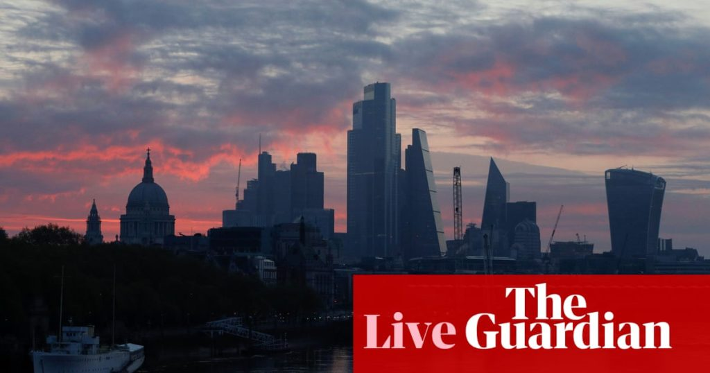 FTSE 100 in 'bull market' territory as Covid-19 treatment hopes lift shares - business live