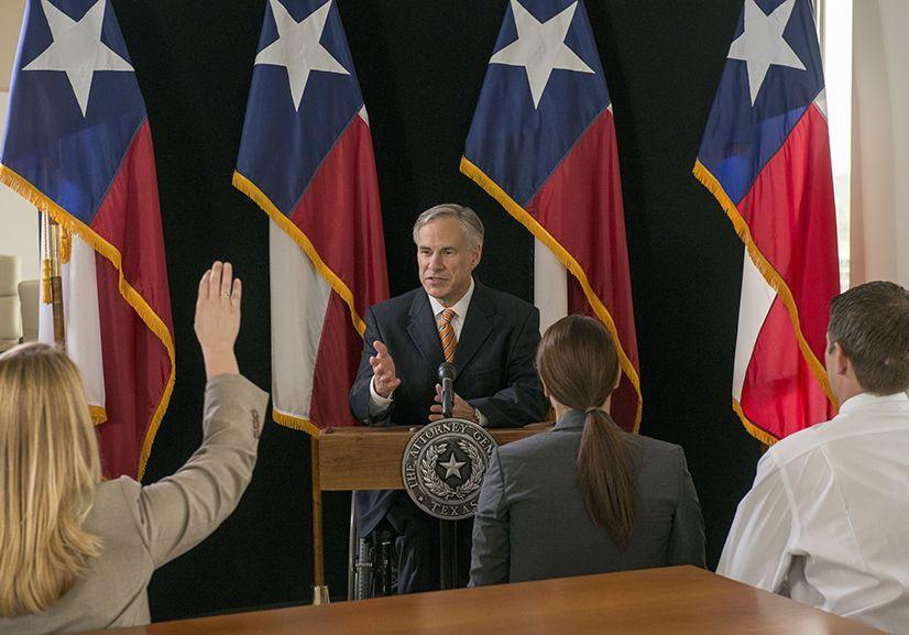 Texas proves coronavirus lockdowns WORKED as Gov. Greg Abbott allows businesses, shops to begin reopening