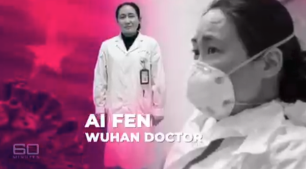 'Disappeared' Wuhan Whistleblower Doc Suddenly Sends Cryptic Message