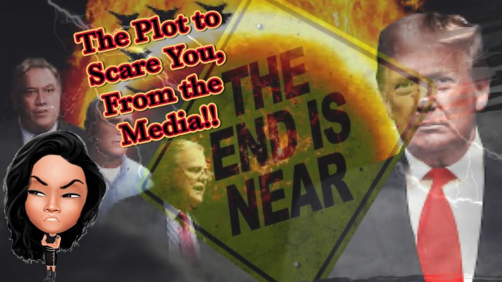 End Time Prop_ ies with Trump and the C__ rus Ep_mic Part 2, and the plot to Scare in the Media