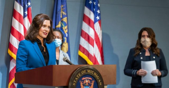 Gretchen Whitmer Lashes out at Michiganders: Lockdown 'Not Optional,' Orders 'Not Suggestions'