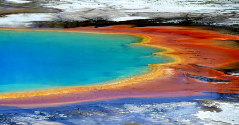 Microbes from Yellowstone's Hot Springs Make New Meat Substitute