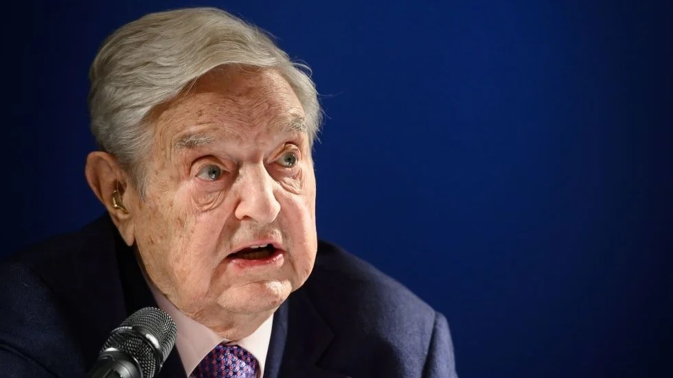 US Embassy pressed Ukraine to drop probe of George Soros group during 2016 election