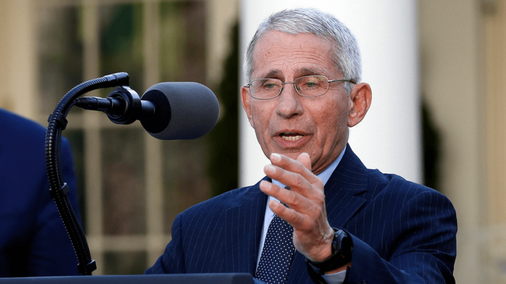Fauci on Masks, NO; Fauci on Masks, YES. Which Fauci Should We Believe?