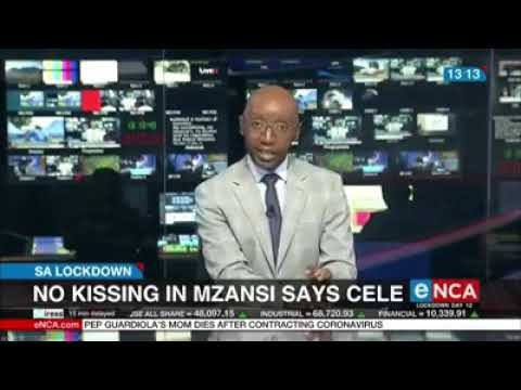 No kissing will be allowed on SA television