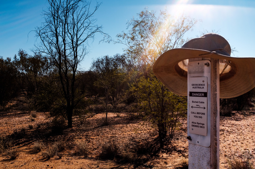Remote Access: Airmen Detect Nuclear, Seismic Activity in Australia Outback