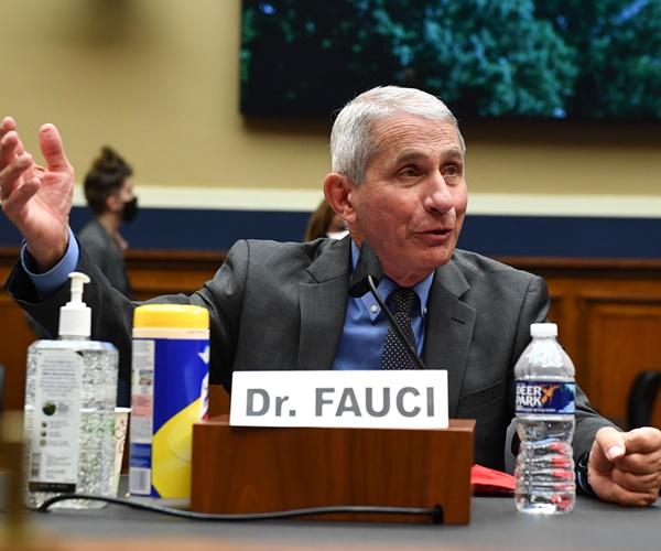 Fauci Says Racism Has Led to Spread of Coronavirus