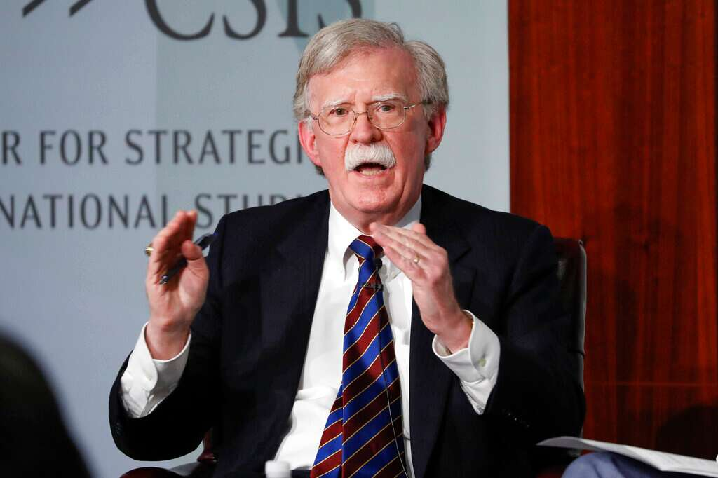 Bolton, in interview, blasts Dems' impeachment investigation, says they're 'somewhat equivalent to Trump'