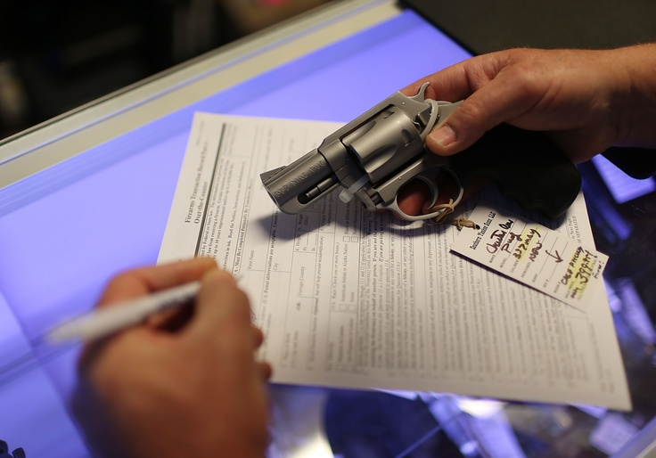 Maryland Handgun Background Check System Crashes, Leaving Gun Buyers in Limbo