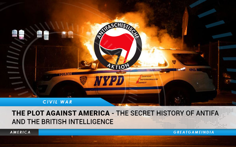 The Plot Against America – Secret History Of ANTIFA & British Intelligence