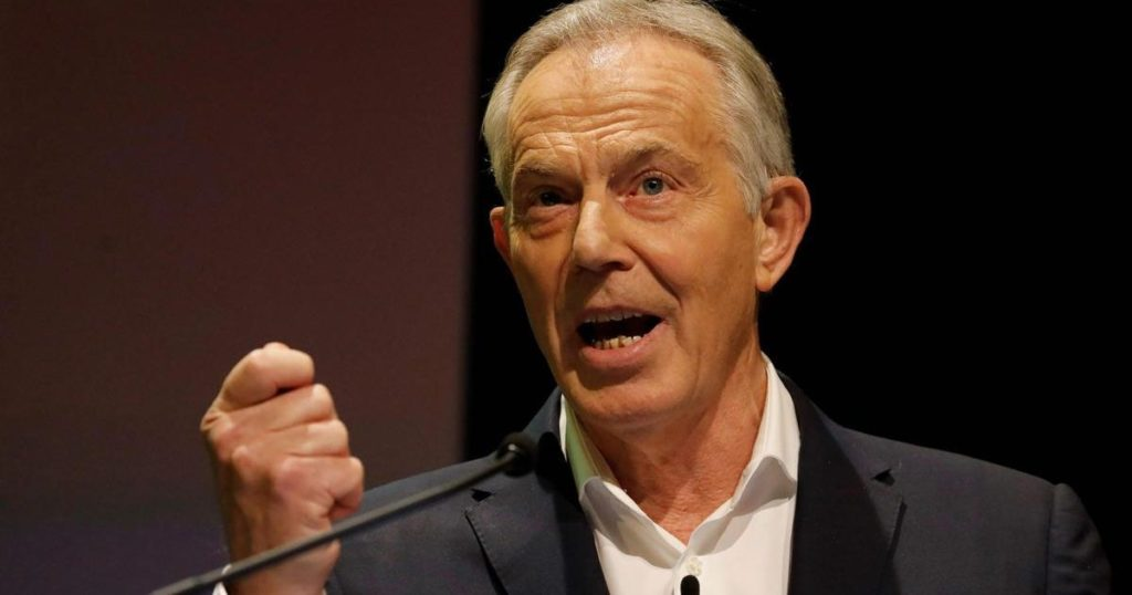 "Tony Blair Calls for Creation of ""Digital ID"" in Post-Coronavirus World"