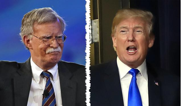 "Trump Says Bolton Broke The Law, Says China Could Have ""Easily"" Stopped The Virus Spread"