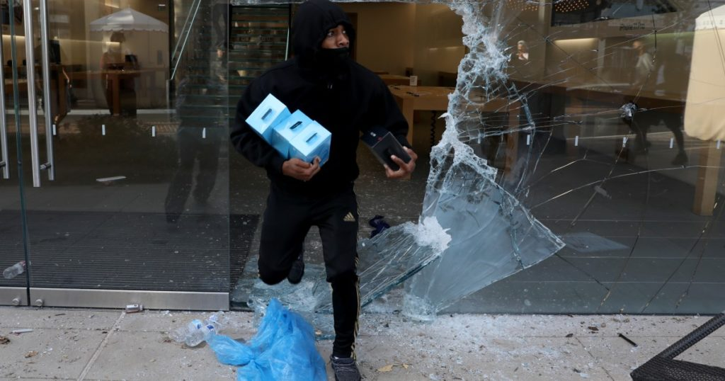 Looters who hit L.A. stores explain what they did