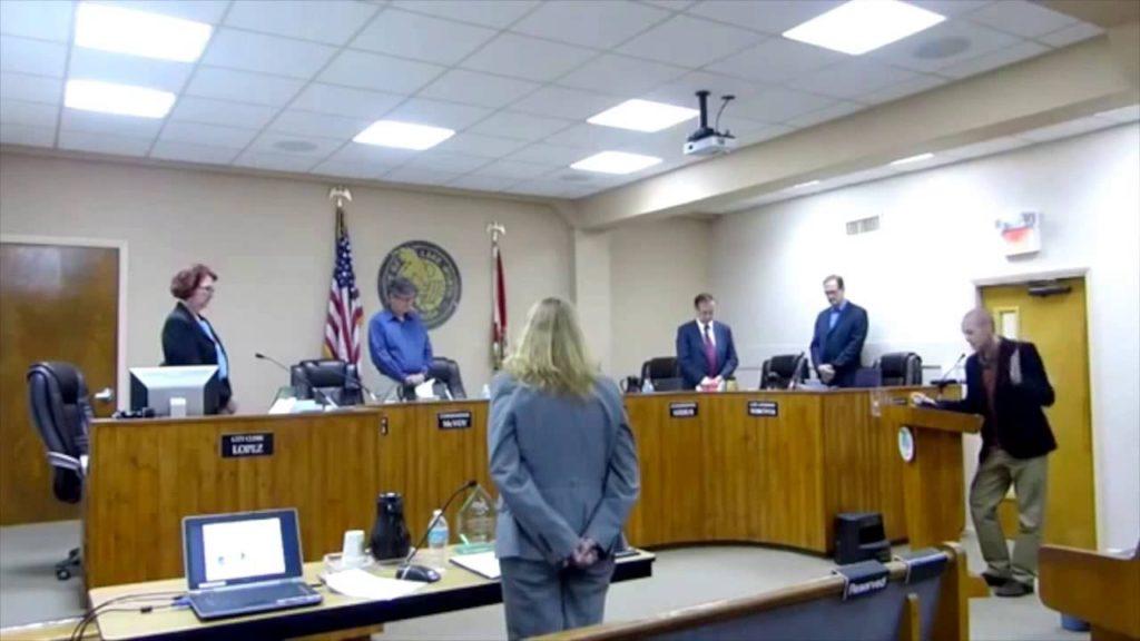 Florida City Council Prays to Satan's Name & Allah [Sign of the End Times]