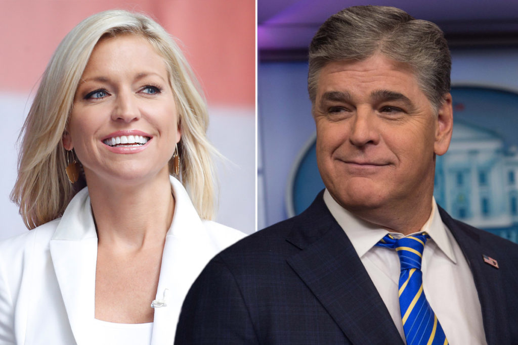 Sean Hannity dating 'Fox & Friends' co-host Ainsley Earhardt