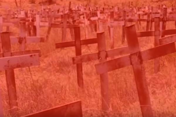 Racial murders: 1000's of white SA farmers killed by blacks – I also cant breathe!