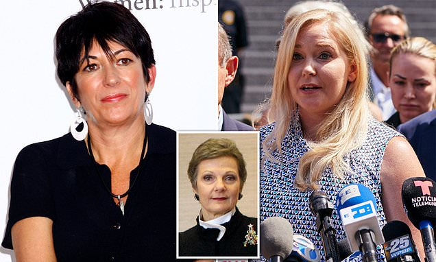 Epstein floodgates open as judge rules explosive docs detailing Ghislaine Maxwell's sex life can be UNSEALED in Virginia Giuffre's defamation case within a week