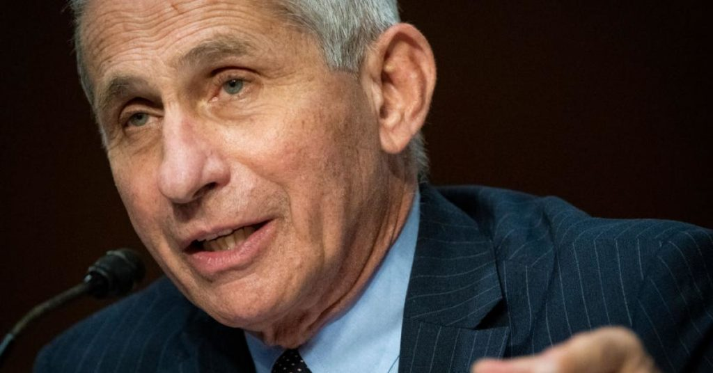 Fauci omits context, feeds alarm with warning of 100,000 coronavirus infections a day