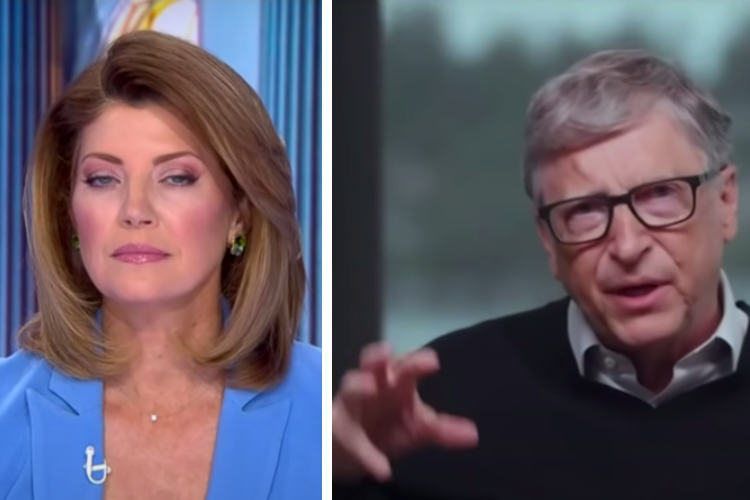 WATCH: BILL GATES' RECENT COMMENTS ON CV-19 VACCINE SIDE EFFECTS ARE TYPICAL OF BIG BUSINESS