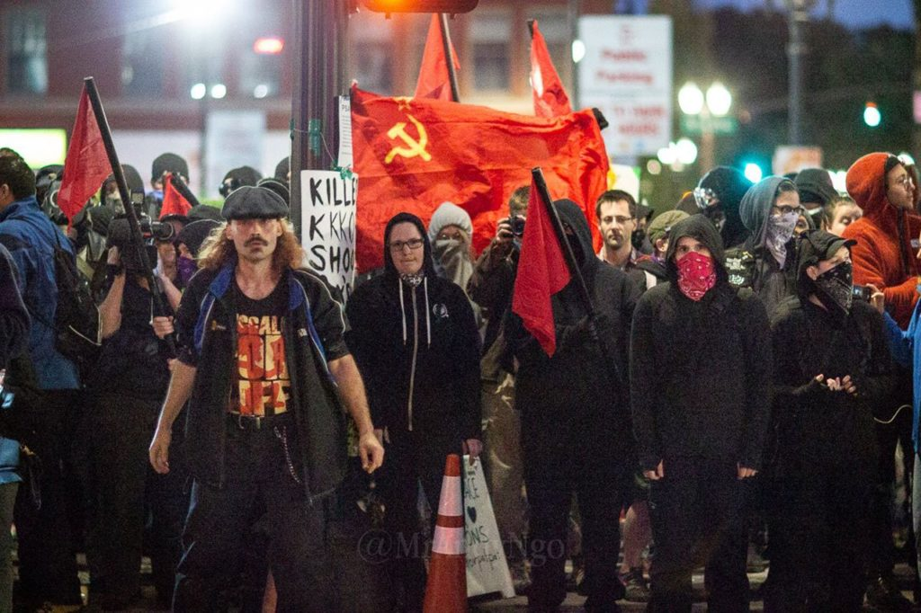 SATURDAY: Antifa Cells Announce Day Of Retribution Across US After Feds Quell Riots In Portland