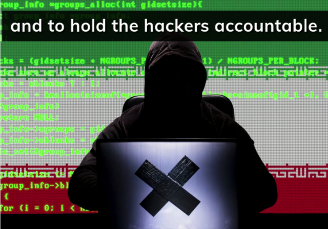 Iranian hackers targeting U.S. military and State Department officials