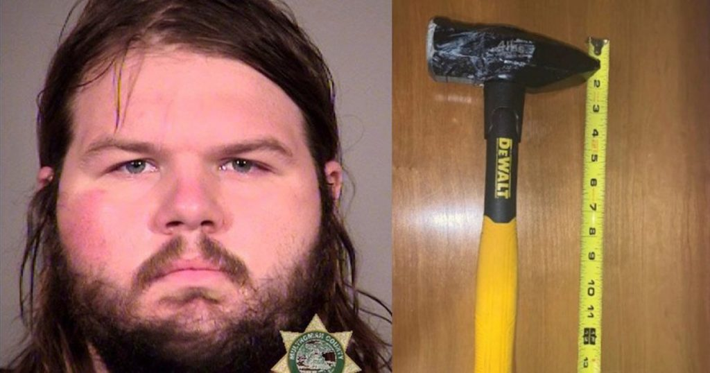 Portland Rioter Arrested