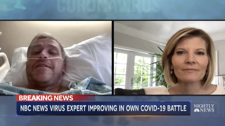 NBC Contributor Reveals He Never Had Coronavirus After Network Documented His Recovery