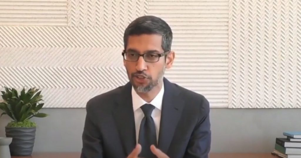 Google CEO Admits Company Engages in Manual Censorship, Blacklists