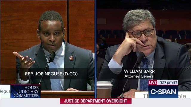 """I Thought I Was Supposed To Be Heard"": Full Highlights From Barr 'Hearing'"