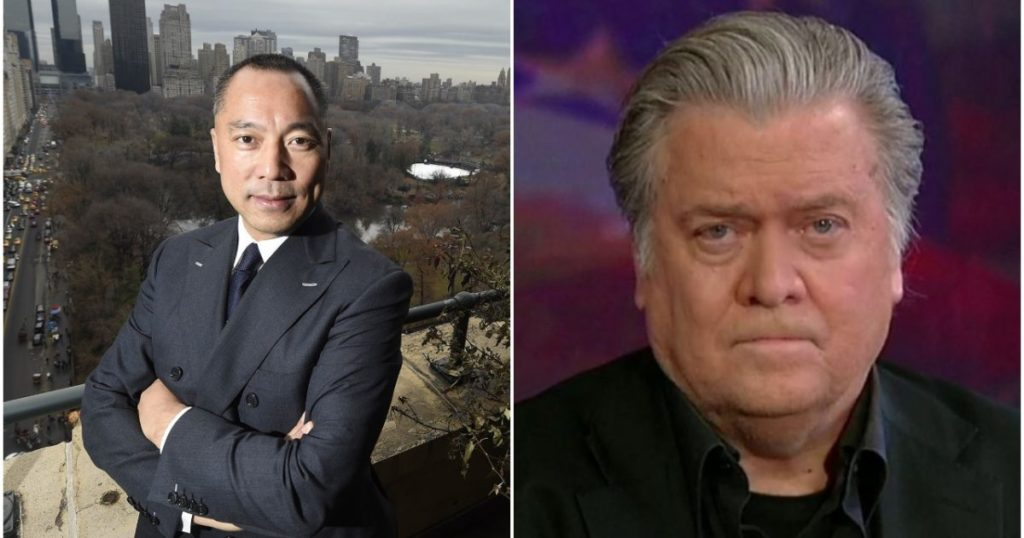 Deep State Targets Chinese Patriot with Ties to Former White House Strategist Steve Bannon