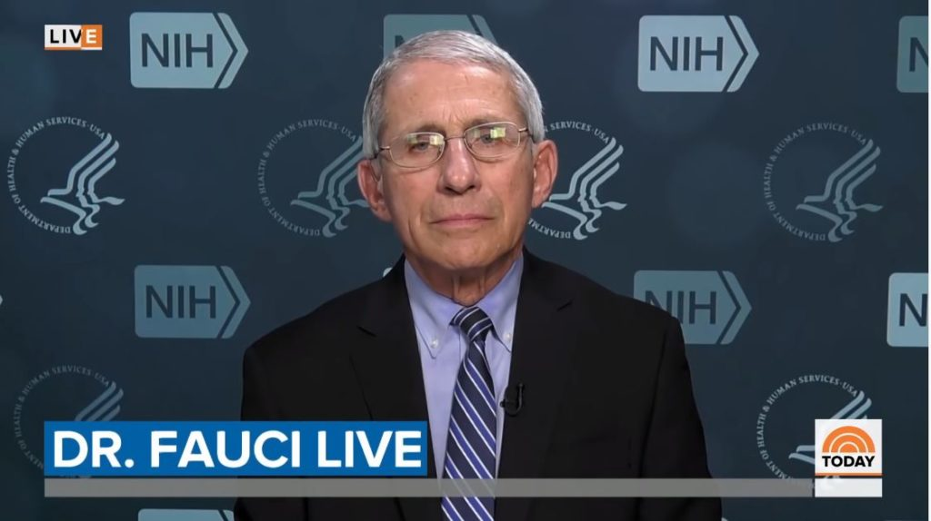 Dr. Fauci Received Money From One Person That Will Make You Think Twice About The Coronavirus Vaccine