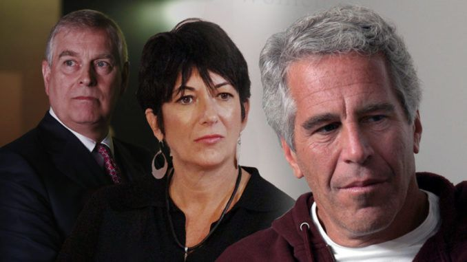Epstein Forced Underage Girl To Have Sex With Prince Andrew In Order To Blackmail Him