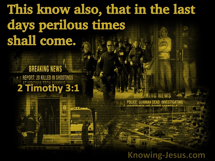 49 Bible Verses about Signs Of The End Times
