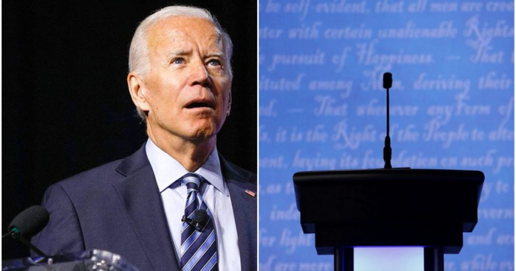The Push to Get Joe Biden Out of the Presidential Debates Has Begun